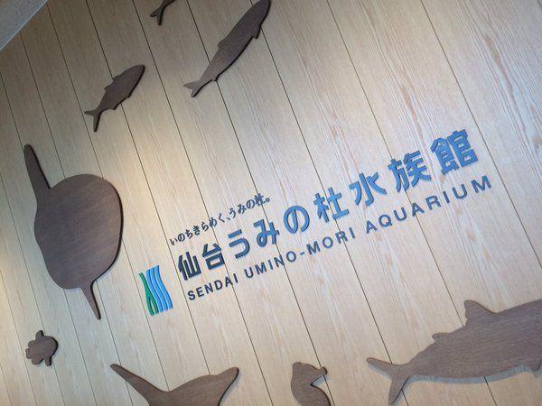 仙台うみの杜水族館公式(@sendaiuminomori)さん   Twitterの画像/動画