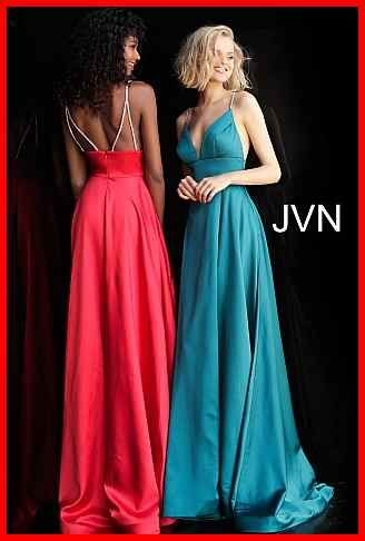 e9f3ba5f9dc3 Designer Prom Dresses and Gowns for 2019 - JVN by Jovani in 2019 ...