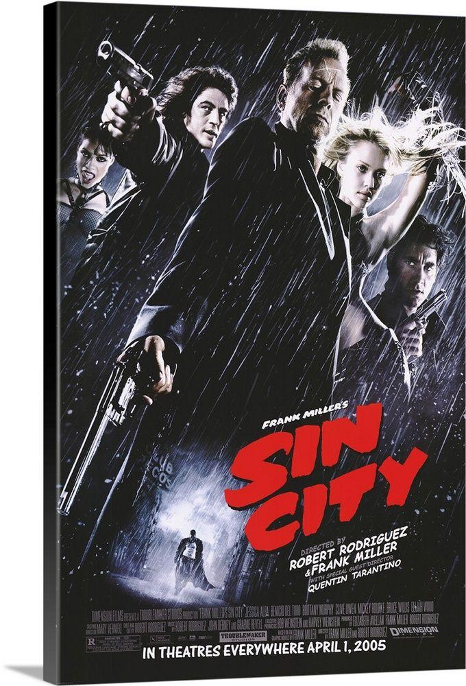 Sin City 2005 In 2021 Sin City Movie City 2005 Sin City