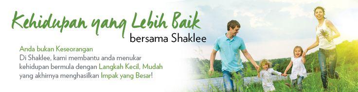 SHAKLEE 88: Latar Belakang Shaklee