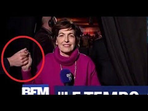 RUTH ELKRIEF CHECK EMMANUEL MACRON SUR BFMACRON TV !