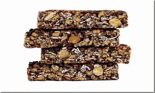 Μπάρες-δημητριακών-με-σοκολάτα-TwoChiChis  #cerial #bars #nutrition #healthy #snacks #diet #recipe #quakers #almonds