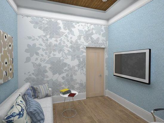 Светло серые обои в интерьере и темные, какие выбрать? Фото обзор комнат с серыми обоями, советы по выбору узоров и рисунков, а также сочетанию разных цветов