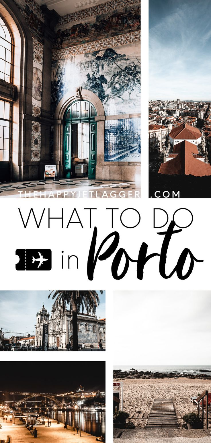 Porto Travel Guide – The sightseeing highlights for Porto