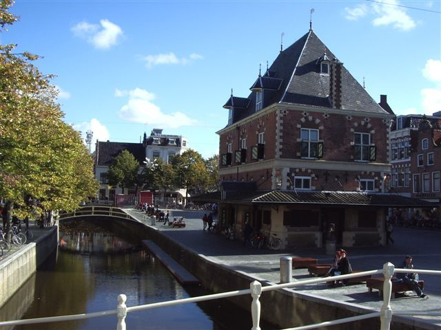 Leeuwarden, The Netherlands, the capital city of the Dutch province of Friesland ~ another branch of my mother's family (Opdycke) can be traced to the first Dutch settlers in Albany, then Gravesend (now Brooklyn), in the early 1600's. They came to New Amsterdam from Leeuwarden and Elburg.