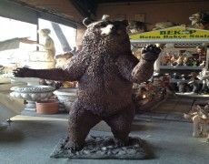 Great Bear Statue