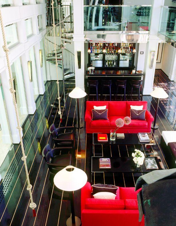 85 best I Restaurant images on Pinterest Restaurant bar - interieur design studio luis bustamente