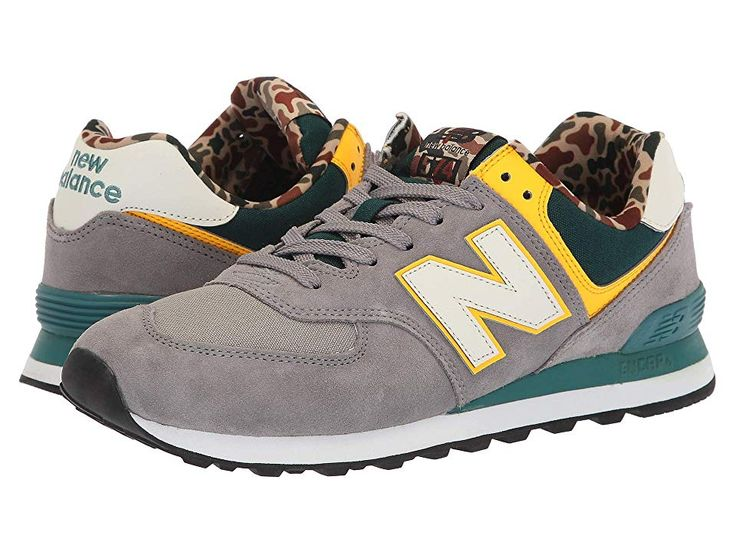 New Balance Classics ML574v2 (Marblehead/Jade) Men's Shoes