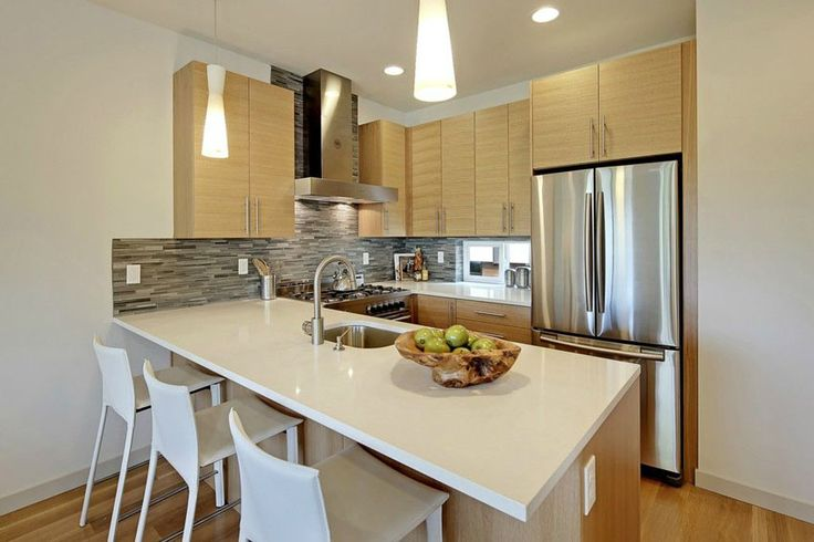 25 Best Ideas About Small Kitchens With Peninsulas On Pinterest Small Kitchens Kitchens With