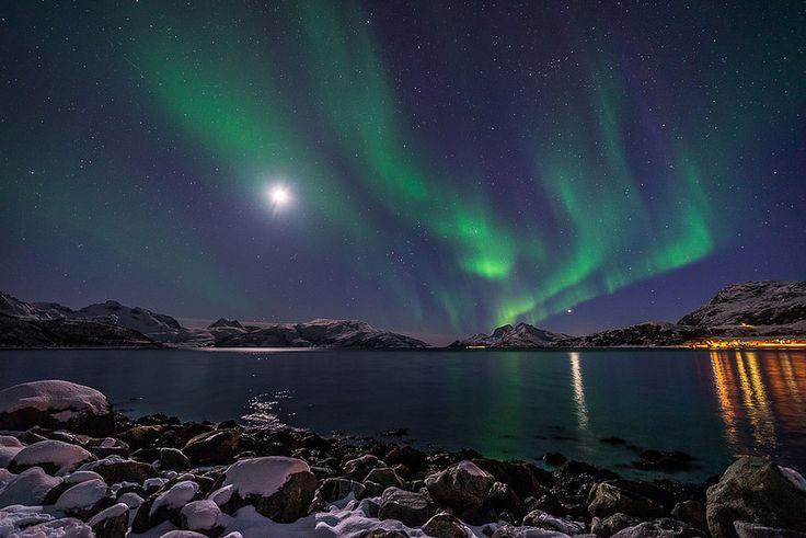 Night in Skulsfjord | Flickr - Photo Sharing!