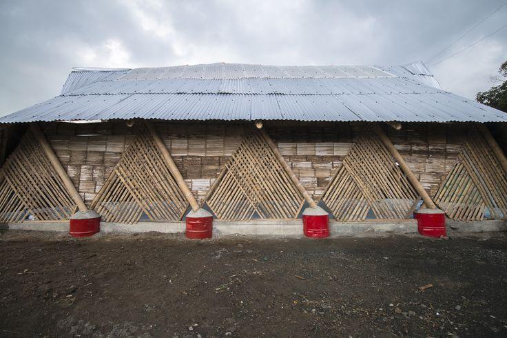 Galería de La Casa Ensamble Chacarrá, la arquitectura como un gesto de…