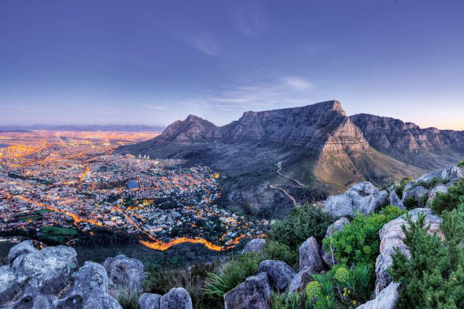 15. Cape Town - World's Most Incredible Cities