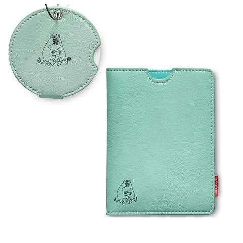 Snorkmaiden and Moomintroll travel set by Addatag
