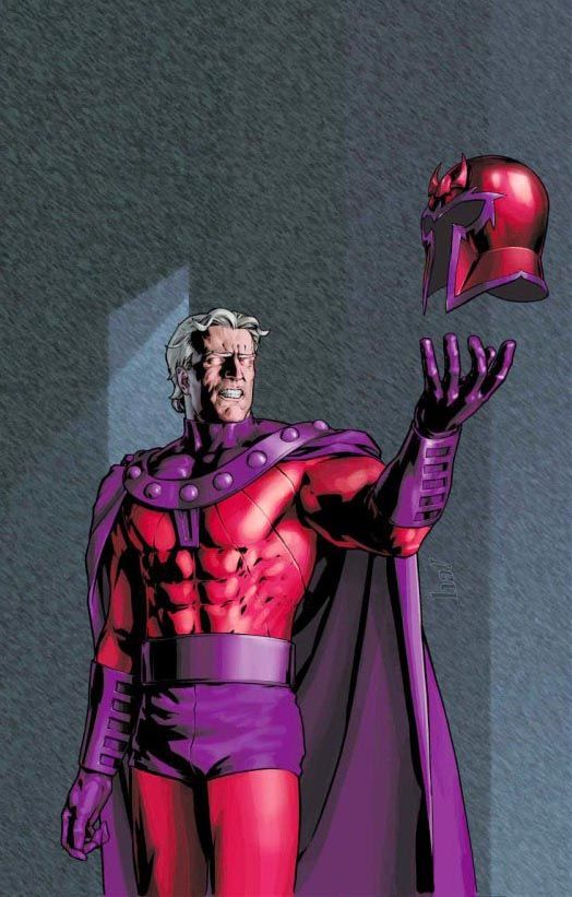 Magneto by Gene Ha