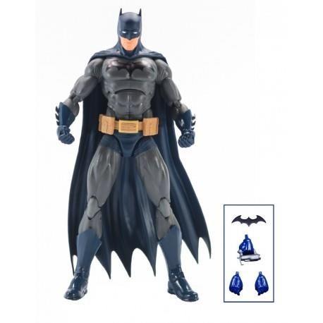 """DC COMICS ICONS - BATMAN LAST RITES ACTION FIGURE 29,90 € https://gamesandcomics.it/catalogo/it/batman/1103-dc-comics-icons-batman-last-rites-action-figure-0761941327662.html  Games & Comics 0549942567  Nuova serie dedicata agli eroi DC piu' potenti!! Ogni figure, nuova nel suo blister originale, è alta circa 17cm; meravigliosamente dettagliate e colorate.By DC Direct!!! DESCRIPTIONNow you can collect action figures of your favorite DC Comics characters from any era in an all-new 6""""…"""