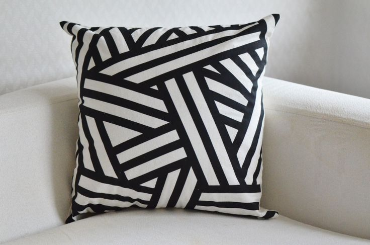 Pillow Cover Pillow Case Cushion Cover Linen Pillow by Project2119, $16.99