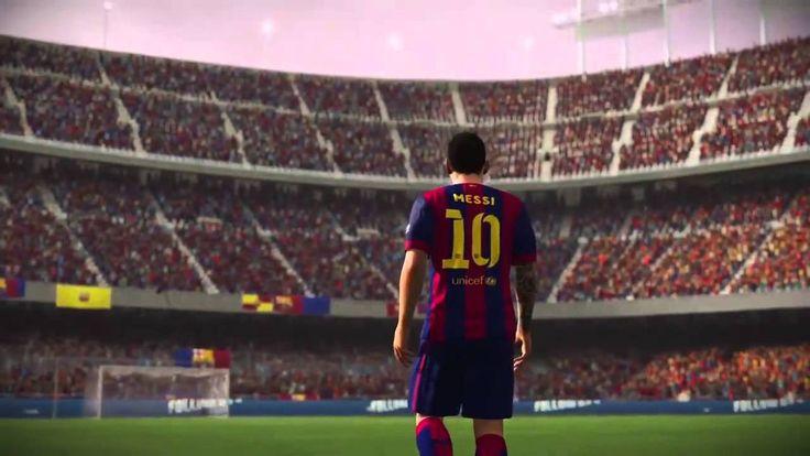 FIFA 16 Teaser Trailer 2015