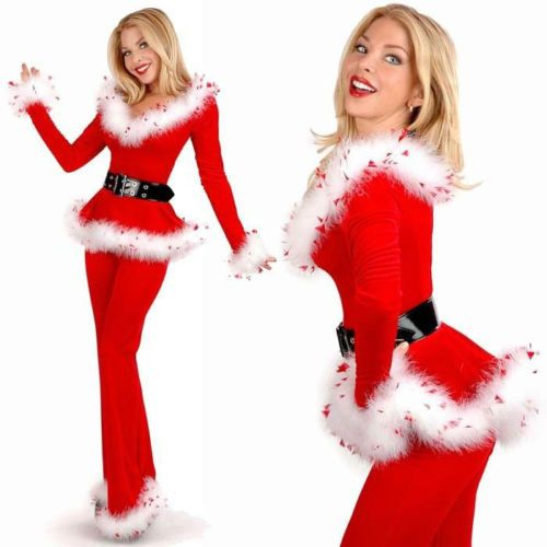 126 best diy christmas costumes other xmas stuff images on mrs santa claus adult christmas costume outfit 3pcs solutioingenieria Image collections