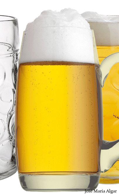 Una cervecita para el calor.-Imagen Graciosa de Hoy nº 87398