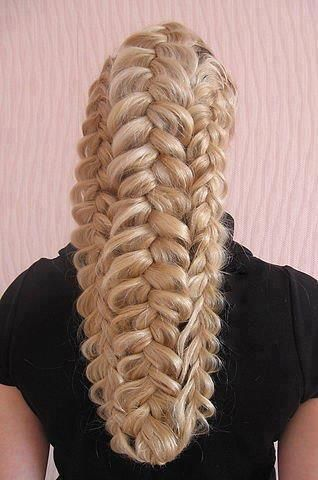Lots of braids.