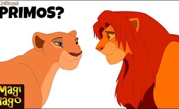 O Rei Leão: Simba e Nala são PRIMOS?