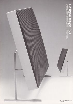 Room 606 — A complete collection of Braun + Design / Design + Design Magazines (96 issues)