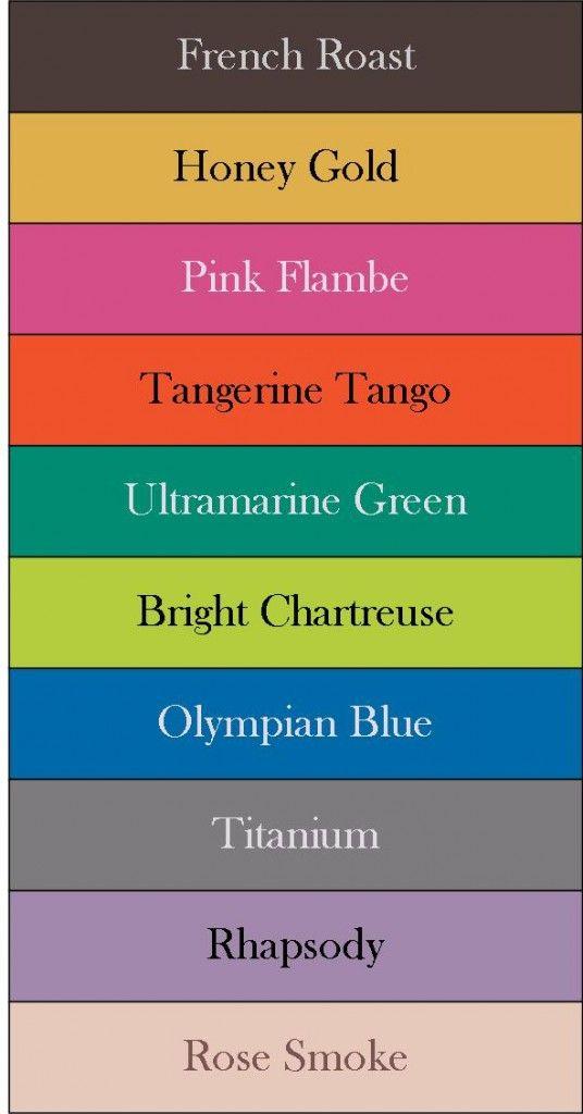 Image result for 1960s color palette