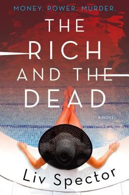 The Rich and the Dead Book Review: Potential derailed with an exceptionally really badly timed and unneeded romance. Read about it here: The Rich and the Dead: Book Review http://editingeverything.com/blog/2016/10/21/rich-dead-book-review/