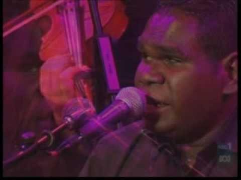 """Geoffrey Gurrumul Yunupingu - """"Gurrumul History (I Was Born Blind)"""