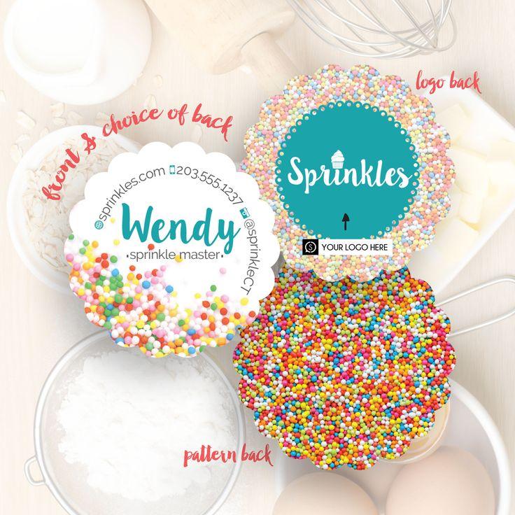 The 25 best Bakery business cards ideas on Pinterest Bakery