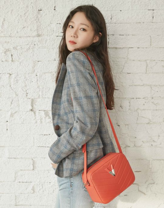 Gong Hyo Jin Chic and Cool as Ever in New Purse Pictorial to Start Off 2018 - A Koala's Playground