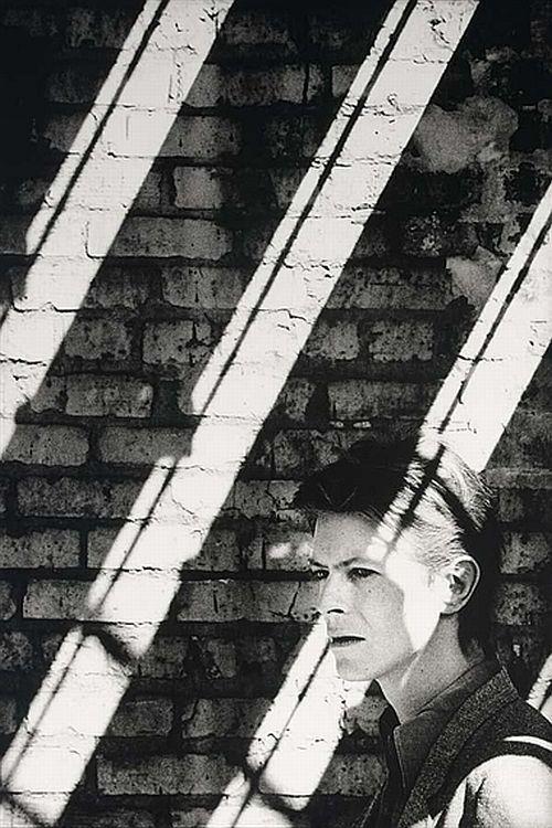 Anton Corbijn, David Bowie, Chicago, 1980