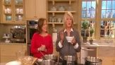 Pam Anderson's Vegetarian Barley Soup Videos | Tv How to's and ideas | Martha Stewart