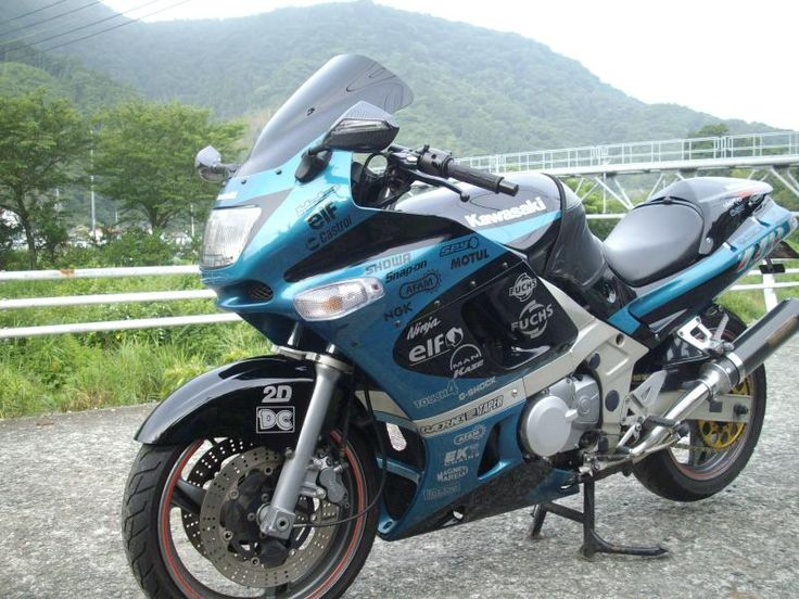 【KAWASAKI[ZZR400]】カットビZZRさんのカスタムバイク写真(74066) | ウェビック