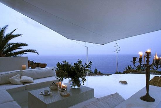 Ibiza Villas from White Obsession - A-list gem - Splendid first line sea view villa