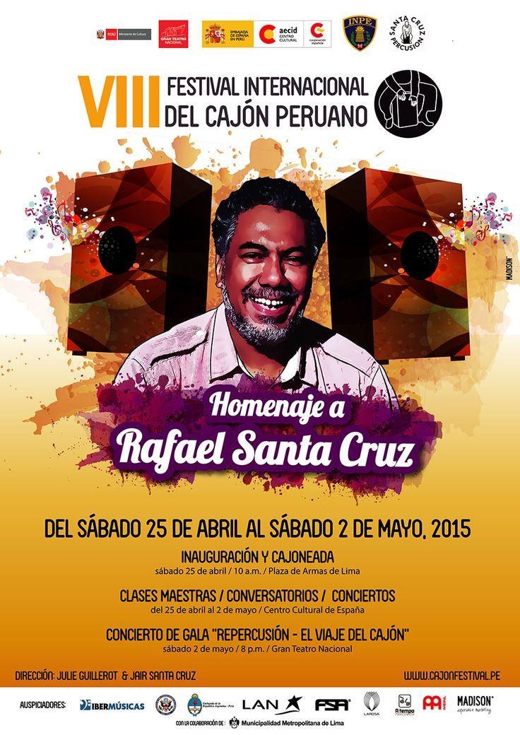VIII Festival Internacional del Cajón Peruano