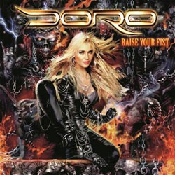 X-Plosive Metal's Caroline Restiaux reviews the 13th studio release from Doro Pesche entitled 'Raise Your Fist'