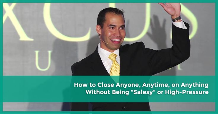 Want to have better success at closing with your prospects?  Learn more..