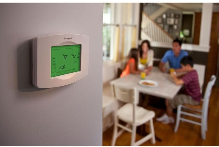 Buy Wi-Fi Programmable Touchscreen Thermostat.