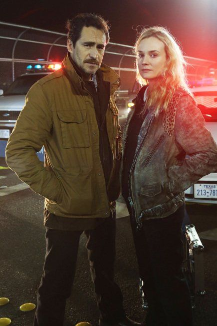 The Bridge, Series Premiere Wednesday, July 10 at 10p only on FX.