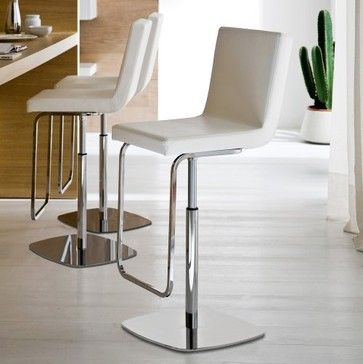 12 best images about modern bar stools on pinterest for Modern kitchen bar stools