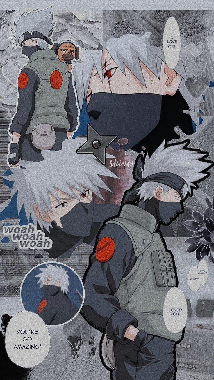 Kakashi Sensei Naruto Kakashi Anime Wallpaper Cute Anime Wallpaper