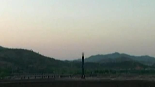 North Korea launches ballistic missile capable of reaching Los Angeles
