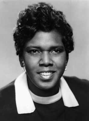 Barbara Charline Jordan (February 21, 1936– January 17, 1996), member of Delta Sigma Theta Sorority, Inc., was the first African American elected to the Texas Senate after Reconstruction and the first southern black female elected to the United States House of Representatives. She received the Presidential Medal of Freedom, among numerous other honors.