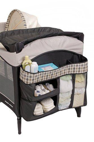 #Graco Pack 'N Play with Newborn Napper Elite, Vance - List Price: $199.99 -  Buy New: $133.00