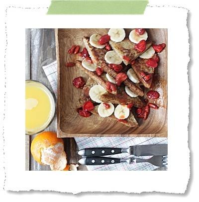 ★live life deeply-now★DIY★Lifestyle★Food★Design: LLDn goes vegan :: French Toast Vegan Style