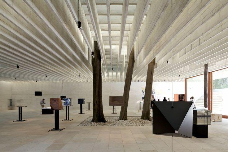 Venice Biennale 2012: Light Houses, On the Nordic Common Ground / Nordic Pavilion - designed by Pritzker laureate Sverr Fehn in 1962