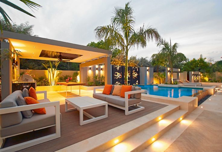 Image Result For Dubai Private Villa Landscaping Ideas For The House Pinterest Interior