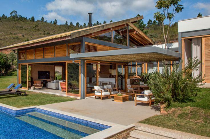 Les 14 meilleures images du tableau maison landaise bois for Constructeur maison landaise