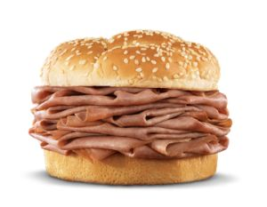 Arby's Roast Beef Classic Sandwich for $0.64 – July 23
